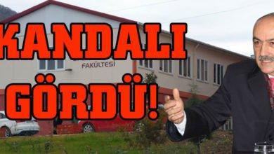 Photo of Dekan Görevden Alındı